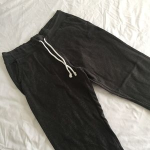 Grey H&M Jogger Sweatpants